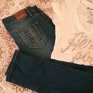 American Quality denim jeans